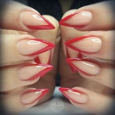 Lana Del Rey Pointy Nails | Joy Studio Design Gallery