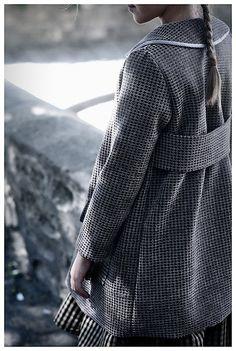 Beau manteau, j'aime la large martingale