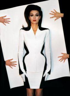 Thierry Mugler - 1998 Erica Vanbriel