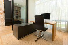 Custom designed desk with storage | Franco Crea