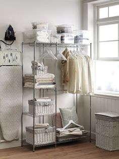 "Discover more information on ""laundry room storage tiny house"". Laundry Closet, Laundry Room Storage, Laundry Room Design, Laundry Rooms, Interior Design Living Room, Living Room Decor, Fashion Room, Home Organization, Organizing"