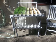 Hydroponic Fodder System Seven Tray Expansion Module Only | eBay