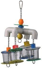 Parrot Bird Toy 4 Way Foraging Toy Med LG Sugar Glider | eBay