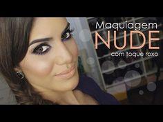Assista esta dica sobre Maquiagem Nude com toque roxinho! por Camila Coelho e muitas outras dicas de maquiagem no nosso vlog Dicas de Maquiagem.
