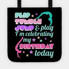 Dynamisch Rainbow Sparkles Birthday Celebration Anniversary Tote Shopping Bag For Life Kleidung & Accessoires