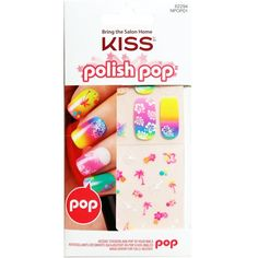 Kiss Polish Pop Nail Art Accent Stickers #NPOP01 $4.05   Visit www.BarberSalon.com One stop shopping for Professional Barber Supplies, Salon Supplies, Hair & Wigs, Professional Product. GUARANTEE LOW PRICES!!! #barbersupply #barbersupplies #salonsupply #salonsupplies #beautysupply #beautysupplies #barber #salon #hair #wig #deals #Kiss #Polish #Pop #NailArt #Accent #Stickers #NPOP01