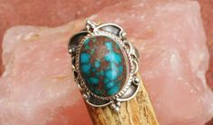 Zeer Mooie Sterling Zilveren Vintage Style Ring door EASTERNSOULS