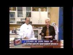 Mousse Gelado de Limão Álvaro Rodrigues