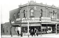 Newsagency at 205 Union Road Ascot Vale,Victoria in Today (missing pediment and urns) it is the Ascot Vale florist. Time In Australia, Melbourne Australia, Vale Hotel, Local History, Family History, Ascot Vale, Melbourne Suburbs, Australian Continent, Melbourne Victoria