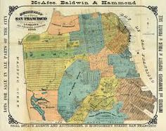 old sanfrancisco map - Google Search