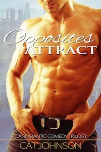 Oooo. Look! A pretty new cover for Opposites Attract!