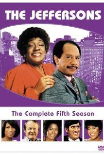 The Jeffersons (TV Series 1975–1985)...Movin' on up to the East Side...