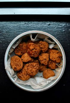 Hazelnut Cookie Bites Recipe