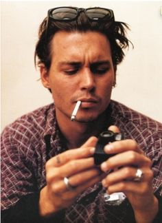 I mean, who doesn't love Johnny Depp?
