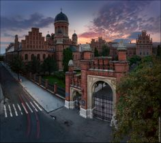 Photograph Chernivtsi national university by Ivan Khimin on 500px