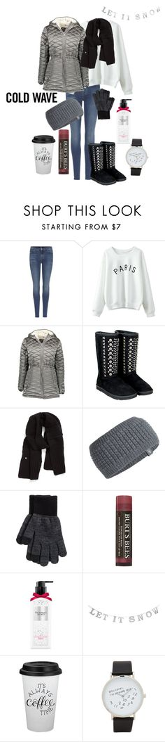 """""""Untitled #206"""" by skylovessave ❤ liked on Polyvore featuring 7 For All Mankind, WithChic, Steve Madden, Montana West, UGG, Burt's Bees, Victoria's Secret and ALDO"""