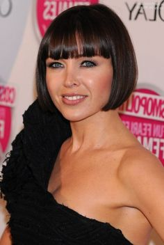 Chic Short Bob Cut from Dannii Minogue