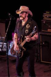 Lemmy Of Motorhead Has Pacemaker