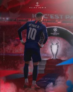 Neymar Jr, Psg, Champion, Soccer, Baseball Cards, Sports, Luxury Cars, Hs Football, Soccer Players