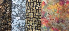 New Batiks for July!  Everyone just loves new batiks.  Come to Bright Hopes Quilting to see our large and wonderful collection of Batiks.