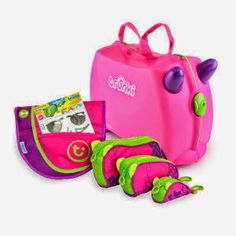 KIDS Save up to 26% on selected Trunki's at The Hut TODAY ONLY!