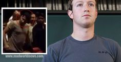 Zuckerberg Supports Vile Thing Muslims Do As Anthem Is Played [PICS]