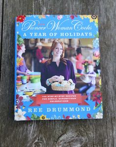 TheRustedChain - The Blog: Christmas and The Pioneer Woman! {giveaway!}