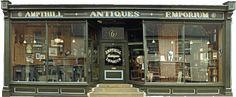 Ampthill Antiques Emporium Shop Front