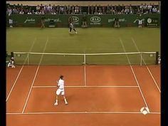 Rafael Nadal vs Roger Federer Battle of the Surfaces