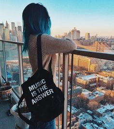 Music will never let you down, music will never break your heart, music is always the answer. Tag a friend who needs this backpack and get yours on JACVANEK.COM now! ✨