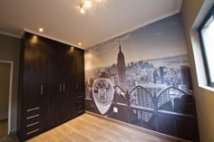 How stunning is this Wallpaper we did !?