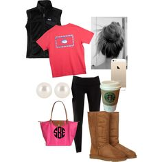 Southern tide, patagonia, uggs and longchamp