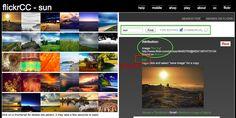 En la nube TIC: Flickr cc Attribution Center para citar la autoría de las imágenes cómodamente