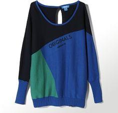 b691b6b7e9 adidas Colorblock Sweater