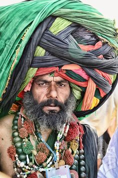 Sadhu in India #world #cultures