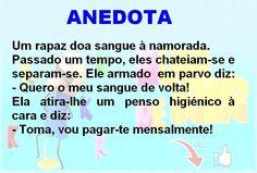 Anedota: Pagar as Mensalidades | AkiEncontro