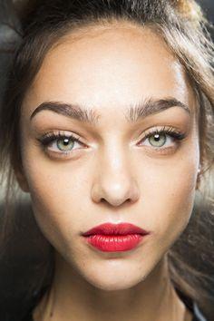 Dolce & Gabbana Lente/Zomer 2016 - De 9 beste backstage beauty-looks van Milaan Fashion Week
