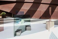 'in the shade' by Oki Sato - studio nendo & Caesarstone > Caesarstone