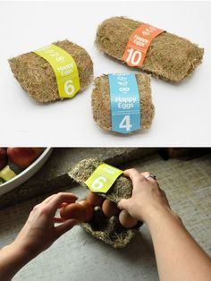 Eco-Friendly Package Designs: 20 Ways To Go Green #eco-friendlyproducts