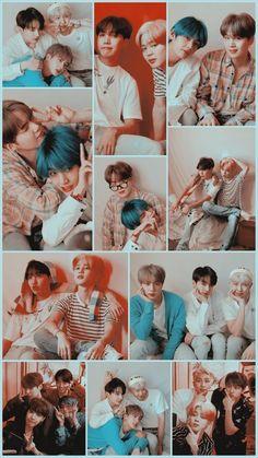 """↬lockscreen v and Bts Group Picture, Bts Group Photos, Bts Aesthetic Wallpaper For Phone, Bts Wallpaper, Foto Bts, Bts Taehyung, Bts Jimin, K Pop, Min Yoonji"