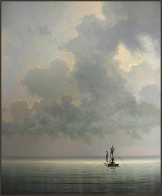 Break in the Clouds by Kyle Polzin