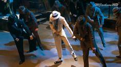 Michael Jackson Smooth Criminal ~ Moonwalker  Influenció a Bruno Mars.