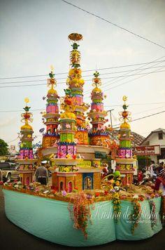 Tabut Bencoolen - Cultural Event of Bengkulu