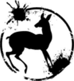 FinnStamper-leimasin Poro Postileima Moose Art, Animals, Animales, Animaux, Animal, Animais