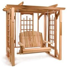For my future background garden :) Cedar Pergola Swing Set by Individual Patio, http://www.amazon.com/dp/B000GVFMOW/ref=cm_sw_r_pi_dp_VtsPqb0DVMVEJ