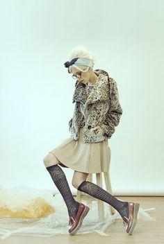 Bellmur lookbook invierno 2012