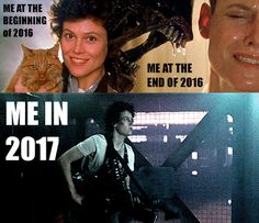 """Of all the """"me at the beginning of 2016 v.s. me at the end of 2016"""" memes, this one nails it. I'm not sure who made it, but I feel this on a really deep level. I myself spent all…"""