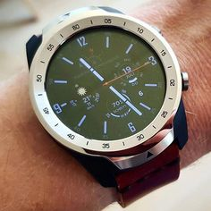 db2ecb8e57cc The Michael Kors Access Grayson brings style to Android Wear ...