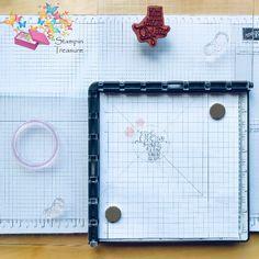stamparatus stampin up Card Making Tips, Card Making Techniques, Art Techniques, Stamping Tools, Stamping Up, Rubber Stamping, Stampin Up Catalog, Scrapbook Cards, Scrapbooking