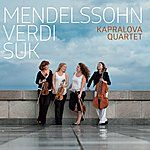 Mendelssohn, Verdi & Suk: Works for String Quartet par Kapralova Quartet String Quartet, National Anthem, Music Games, It Works, Cool Things To Buy, Books, Movies, Products, Walmart